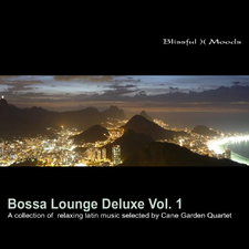 Bossa Lounge Deluxe Vol. 1 - a collection of relaxing latin music selected by Cane Garden Quartet