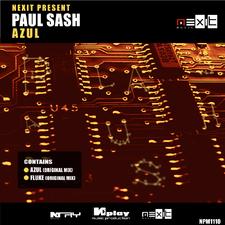Paul Sash Azul