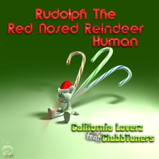 Rudolph the Red Nosed Human