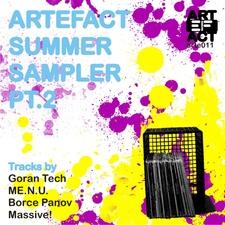 Artefact Summer Sampler Pt.2