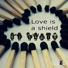Love Is a Shield