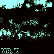 Mr.x En La Rambla Del Raval