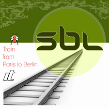 Train from Paris to Berlin