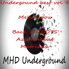 Undergound Best, Vol. 9