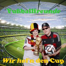 Wir hol'n den Cup