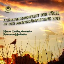 Frühjahrskonzert der Vögel in der Abenddämmerung 2012