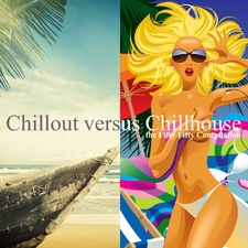 Chillout Versus Chillhouse - The Fifty Fifty Compilation