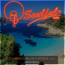 25x Ibiza Chillout Attack, Vol. 1