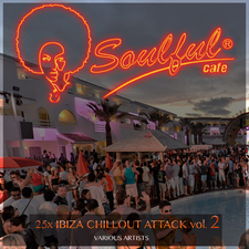 25x Ibiza Chillout Attack, Vol. 2