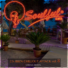 25x Ibiza Chillout Attack, Vol. 8