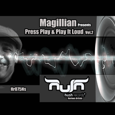 Magillian Presents Press Play & Play It Loud, Vol. 2