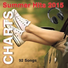 Charts Summer Hits 2015 - 92 Songs