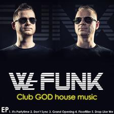 Club God House Music - EP
