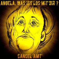 Angela, was ist los mit dir?