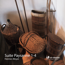 Suite Paysanne 1 - 4