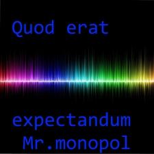 Quod erat expectandum