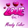 Mandy Euler - Love You, I Do