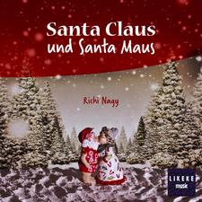 Santa Claus und Santa Maus