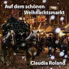 Auf dem schönen Weihnachtsmarkt