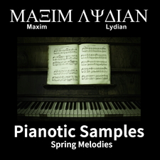 Pianotic Samples