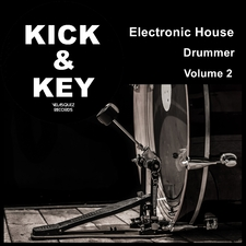 Electronic House Drummer, Vol. 2