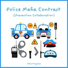 Police Mafia Contrast