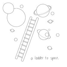 A Ladder to Space.