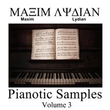 Pianotic Samples, Vol. 3