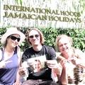 International Hoods - Jamaican Holidays