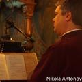 Nikola Antonov - Псалтикиен триод и Пасха (Песнопения от Постния триод и Пасха)