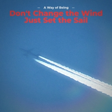 Don't Change the Wind Just Set the Sail