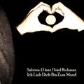 Sabrina ;D feat. Hoed Richman - Ich lieb Dich bis zum Mond