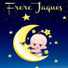 Frere Jacques (Brother John Relaxing Piano Lullaby)