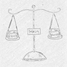 Mein Gleichgewicht