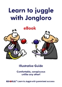 Learn to juggle with Jongloro (eBook)