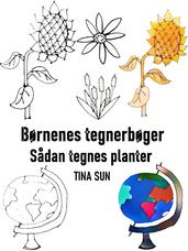 Børnenes tegnerbøger: Sådan tegnes planter