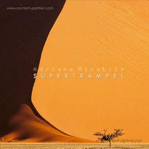 Adriano Mirabile - Supertrampel EP (Stasis Recordings)