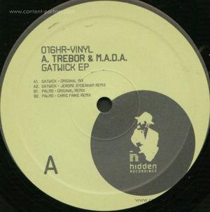 Alejandro Trebor & M.A.D.A. (REPRESS) - Gatwick Ep (Jerome Sydenham Remix) (hidden recordings)