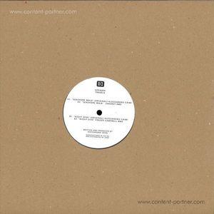 Alessandro Crimi - Travels (feat Janeret, Frazer Campbell M
