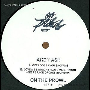 Andy Ash - Get Loose (On The Prowl)