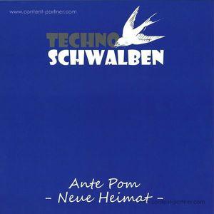 Ante Pom - Neue Heimat (Thomas Lizzara Remix) (Schwalben)