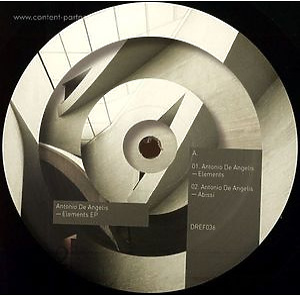 Antonio De Angelis - Elements Ep (Dynamic Reflection)
