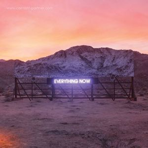 "Arcade Fire - Everything Now (Ltd. Orange Vinyl 12"") (Sony Music)"