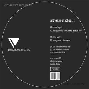 Arctor - Monachopsis EP (Vinyl Only)