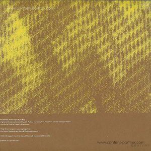 Audun Kleive & Jan Bang - The Periphery Of A Building