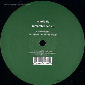 Auntie Flo - Remembrance EP (mule musiq)