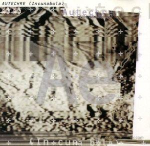 Autechre - Incunabula (2LP+MP3/Gatefold)