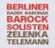 Berliner Barock Solisten/Babork,Radek Zelenka/Telemann