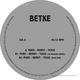 Betke Paris - Beirut - Texas