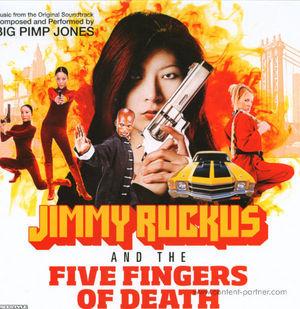 Big Pimp Jones - Jimmy Ruckus & The Five Fingers Of Death (freestyle records)